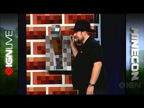 Notch Launches Minecraft 1.0