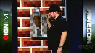 Notch Launches Minecraft 1.0