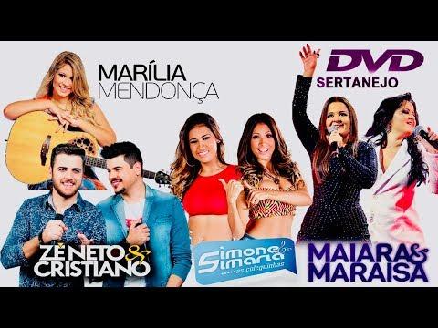 "TOP 10 SERTANEJO "" UNIVERSITÁRIO"" ABRIL DE 2018 - DVD COMPLETO VOL.01"