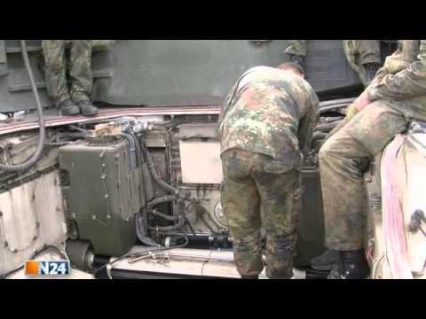 Deutsche Panzertechnik: Der Leopard Teil 2