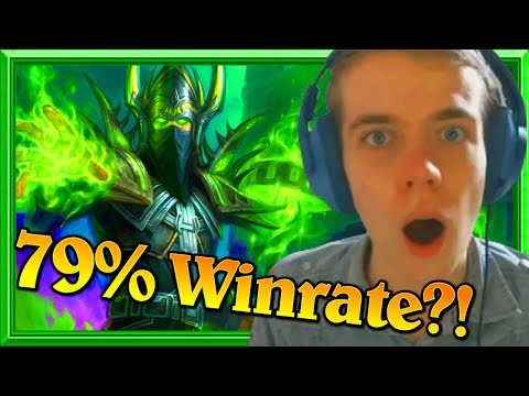 79% Winrate? Easy Turn 3 8/8? Is This Deck Overpowered?