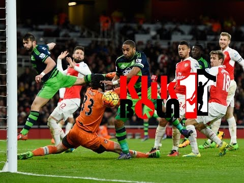 Highlights Premier League : Arsenal 1 - 2 Swansea City