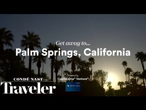 The Hottest Hotel in Palm Springs (Sponsored)