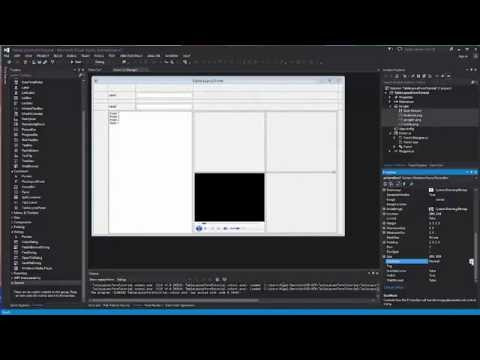 C Tutorial  Windows Forms Programming  Table Layout Panel .NET  Example