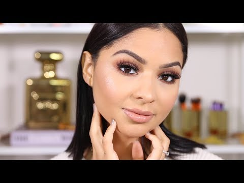 Fall Makeup Tutorial with Diana Saldana   Blend + Blur Collection   Real Techniques