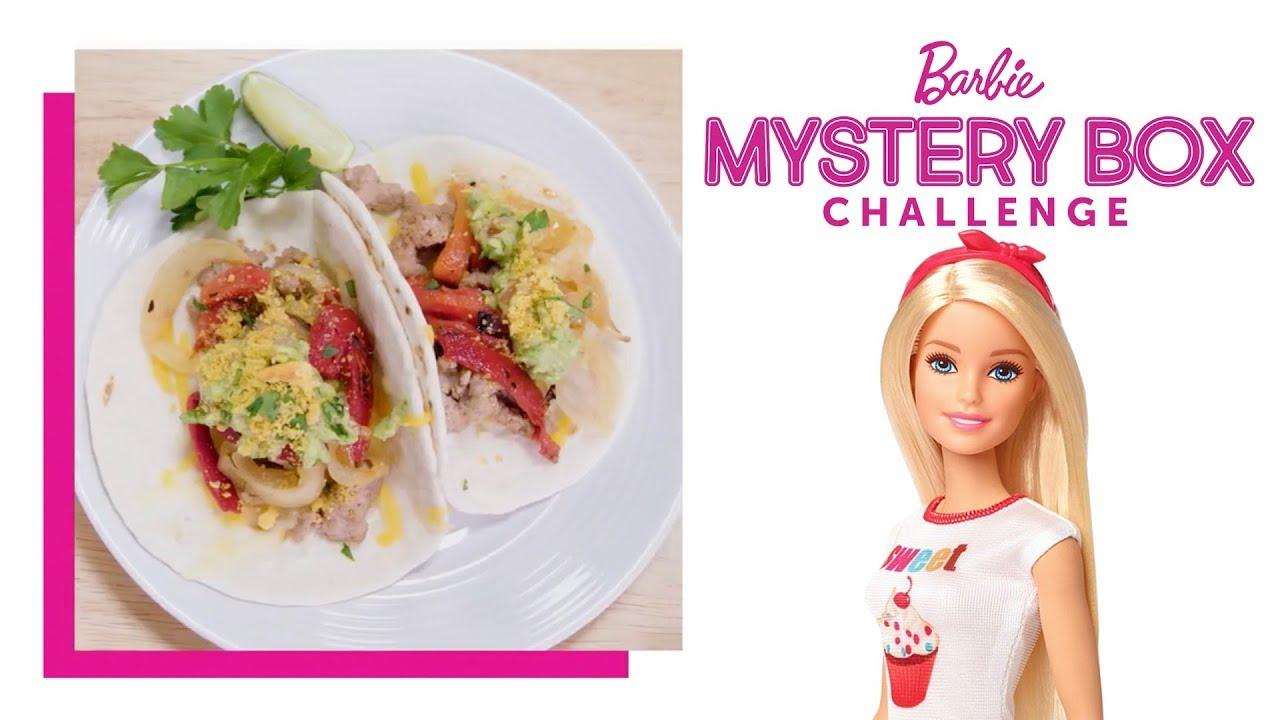 Bistro challenge barbies mystery box challenge barbie youtube bistro challenge barbies mystery box challenge barbie forumfinder Image collections
