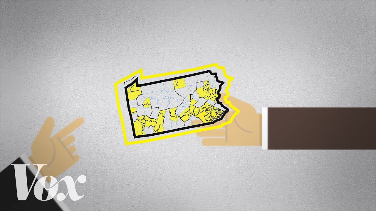How Pennsylvania rigged its electoral map