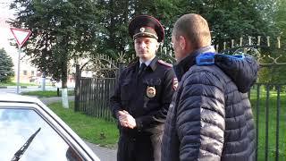 Что за бред несут полицейские?