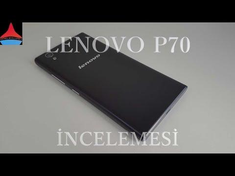 Lenovo P70 incelemesi