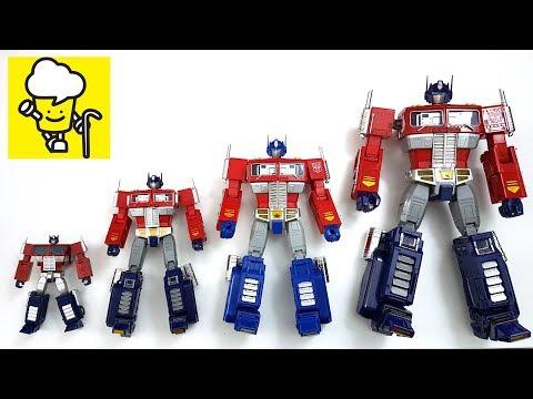 Transformer Optimus Prime G1 Masterpiece Toys ランスフォーマー 變形金剛