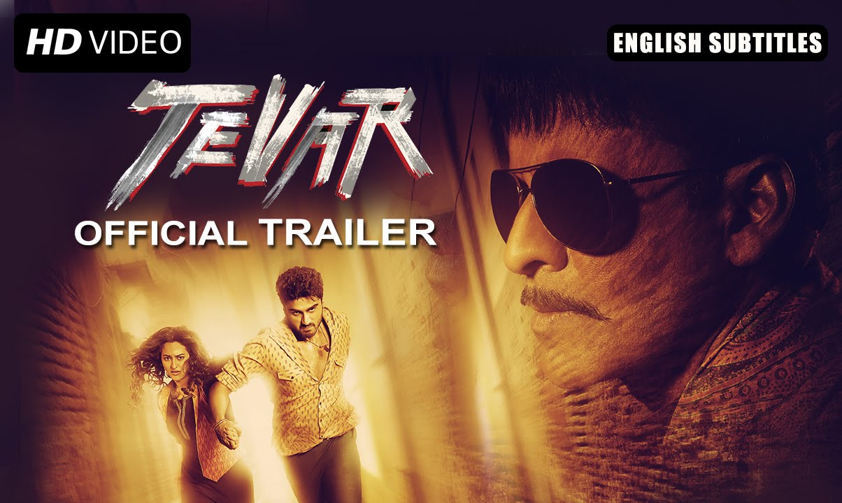 Download Tevar (Official English Subtitle Trailer) | Arjun Kapoor, Sonakshi Sinha & Manoj Bajpayee