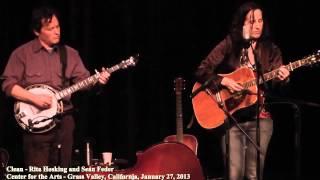 "Rita Hosking and Sean Feder perform ""Clean"""