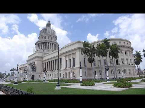 Havana, Cuba - El Capitolio HD (2017)