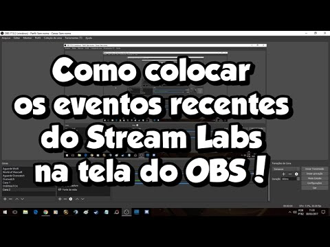 how to get stream lab chat on obs