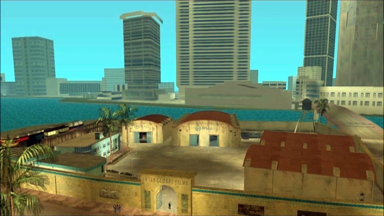 GTA Vice City - Asset #7 - Interglobal Film Studios