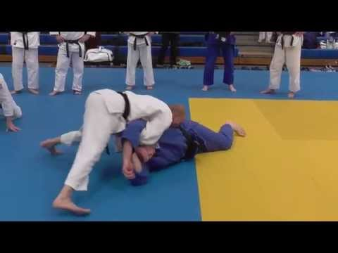Judo - Warmups/Drills Steve Gawthorpe Series 2