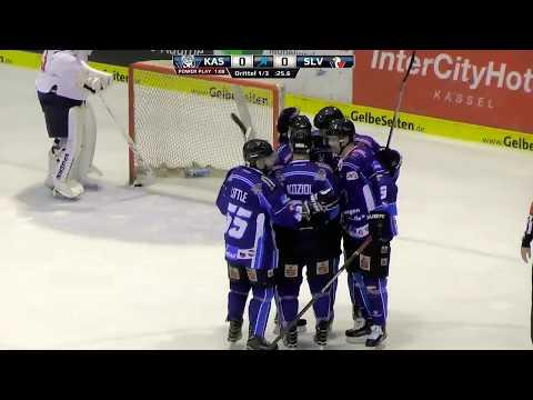 WINGAS-CUP 2017 | EC Kassel Huskies vs. HC Slovan Bratislava