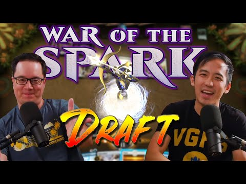 War Of The Spark Draft L MTG Arena L The Sideboard #03 L Magic: The Gathering