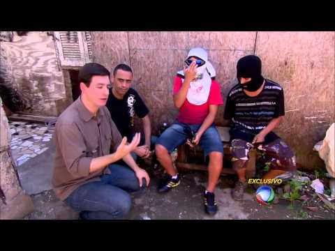 Reporter Record Investigação 110814 - O submundo dos menores criminosos - Completo