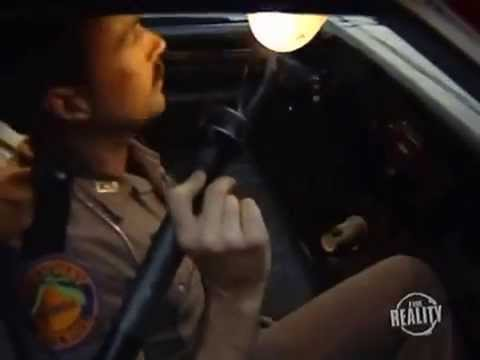 Real Stories of the Highway Patrol (Several clips) Criminal Interdiction
