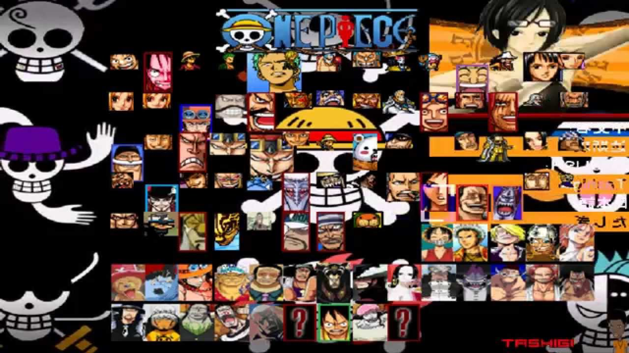 One piece new world m u g e n character list 1080p hd - One piece pictures new world ...