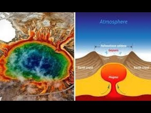 Yellowstone Volcano! Scientists Discovered Supervolcano 'Double the Size' Orinigally Thought!