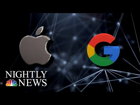 Apple Pulls Conspiracy Theory Application From The App Store | NBC Nightly News