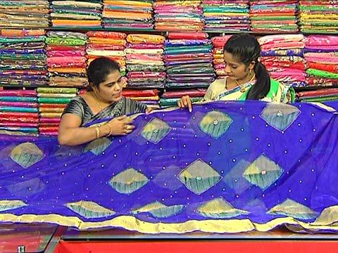 Latest Collections of organza crepe, Pure Kota Sarees in Designer Wear    Ishtasakhi    Vanitha TV