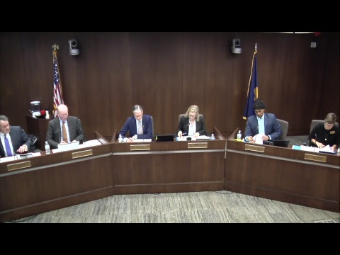 Oregon Transportation Commission 1-18-2018 Afternoon Session