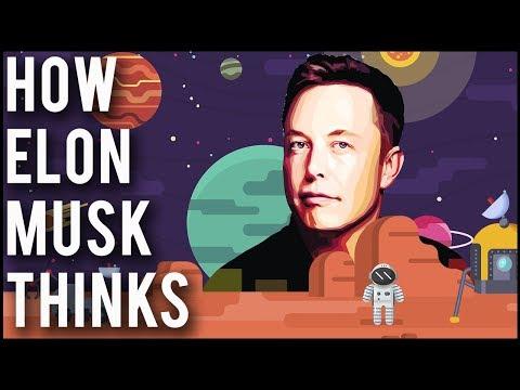 How Elon Musk Thinks