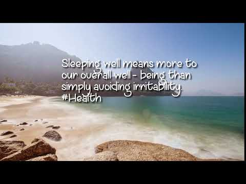 Health Quote on Sleeping Well - Your Wellness Centre Naturopathy Melbourne