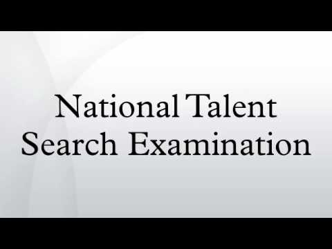 ALL INDIA TALENT SEARCH EXAMINATION - 2017