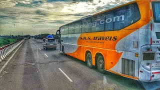 KALLADA SCANIA high speed chase with SRS SCANIA!!!!