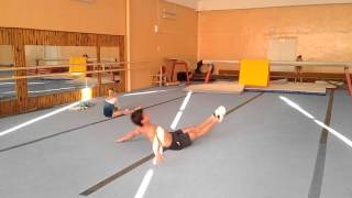 Программа по гимнастике (юноши 9-11 класс)