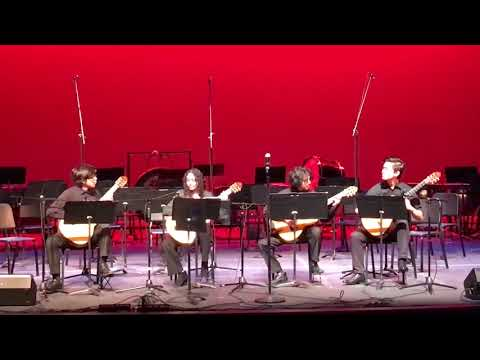 Fall Musicale 2017- Ramon Cortines High School - Grand Arts Music Academy.