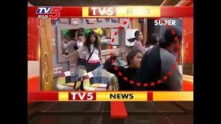 Samyukta Hegde Kirik with sameer acharya | ಸಮೀರಾಚಾರ್ಯ ಕಪಾಳಕ್ಕೆ ಹೊಡೆದ ಸಂಯುಕ್ತಾ | TV5 Kannada