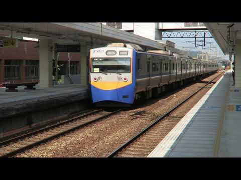 【洛&影】台鐵 2174次 EMU700區間車 三義站 離站