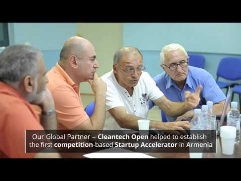 Global Cleantech Innovation Programme for SMEs in Armenia