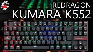 Redragon Kumara K552   Unboxin y revisado teclado mecánico RGB