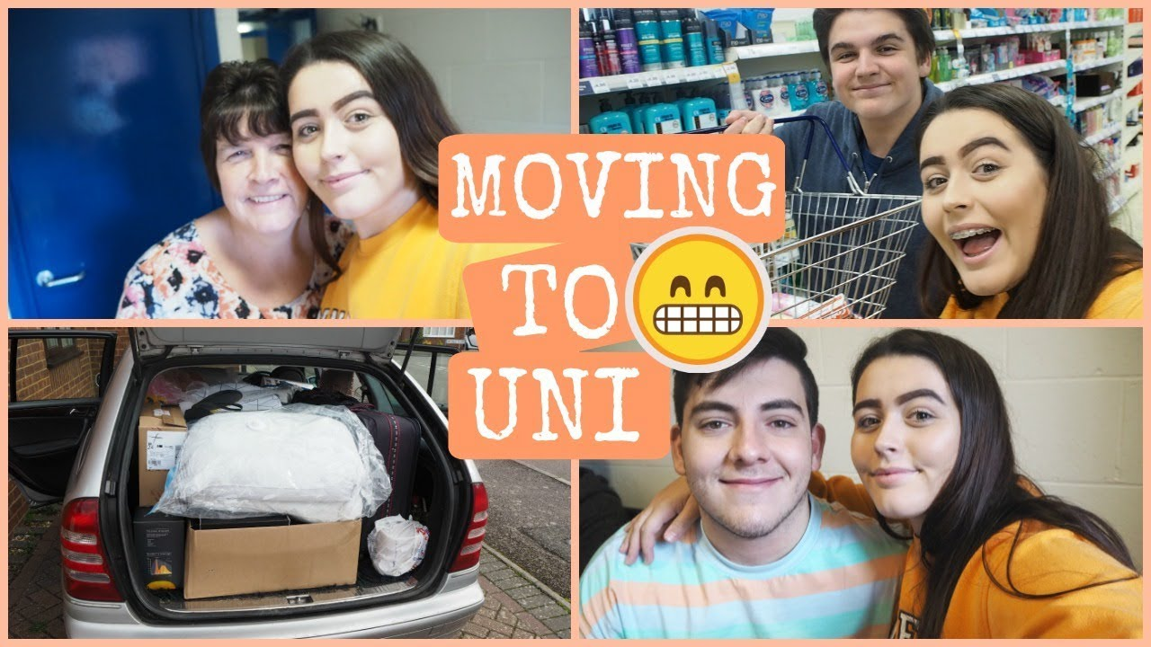 MOVING TO UNIVERSITY OF LINCOLN!