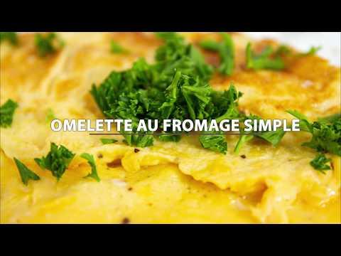 omelette-au-fromage-simple-et-rapide