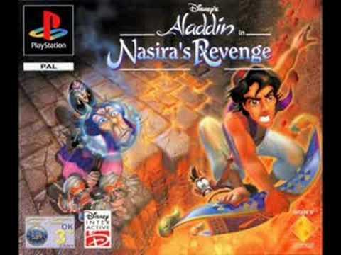 Aladdin in Nasiras Revenge - Agrabah 1 Theme