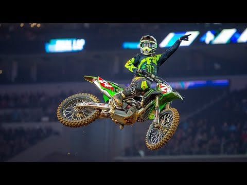 Dirt Shark - 2019 Arlington Supercross