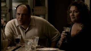 Makings of a Varsity Athelete - The Sopranos (HD)