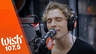 "Christopher Performs ""Irony"" LIVE On Wish 107.5 Bus"