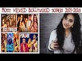 Pakistani Reacts to | Top 10 Most Viewed IndianBollywood Songs Each Year (2015-2018)