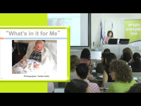 Prof. Karen Jacobs - Promoting Your Profession: Words, Images & Action