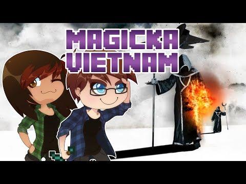 Let's play Magicka - Vietnam