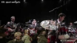 Isis Big Band - Ain't That A Kick In The Head (feat. Meggie Horváth) - Live in Ceska Lipa 2011