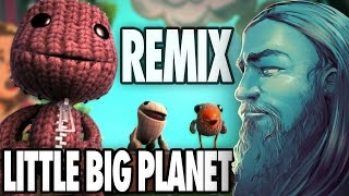 Smooth McGroove Remixed - Tetracase - Secret Gardens (Little Big Planet Remix) - GameChops